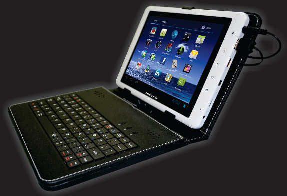 Pantel T-Pad WS802C 2G Tablet launches with 8 inch  multi-touch display