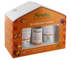 Melvita launches Little Beehive Christmas Gift Set