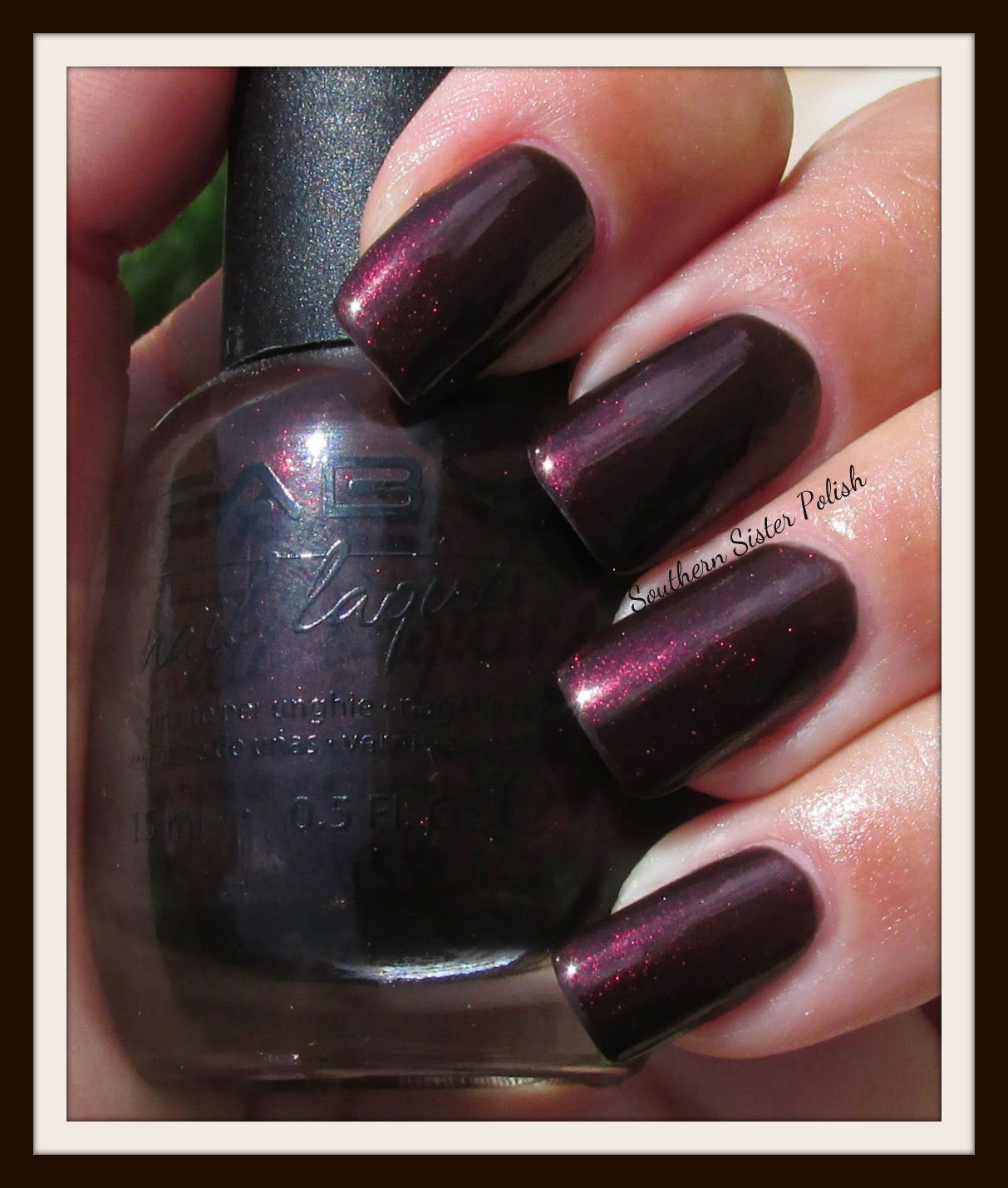southern sister polish faby swatch review and giveaway closed