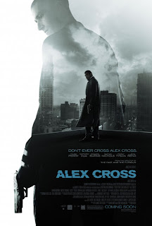Alex Cross (2012) CAMRip 350Mb Free Movies