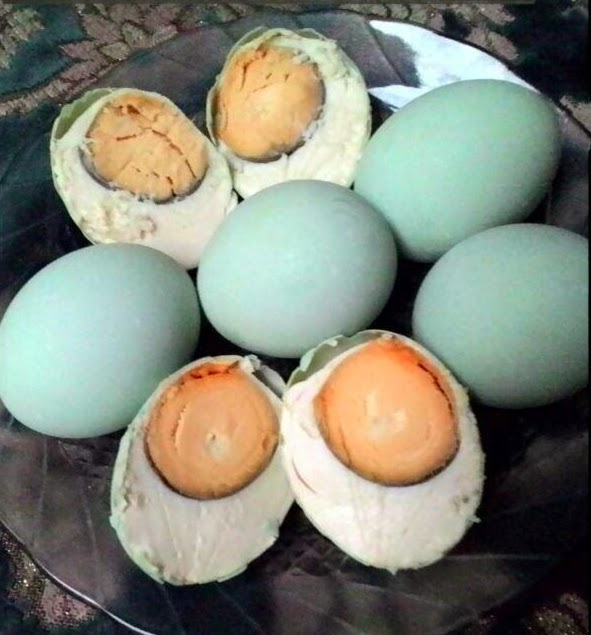 Cara Membuat Telur Asin Dengan Abu Gosok