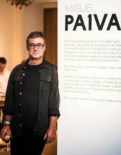 Encontro com o artista: Miguel Paiva recebe público na Galeria Scenarium, neste sábado