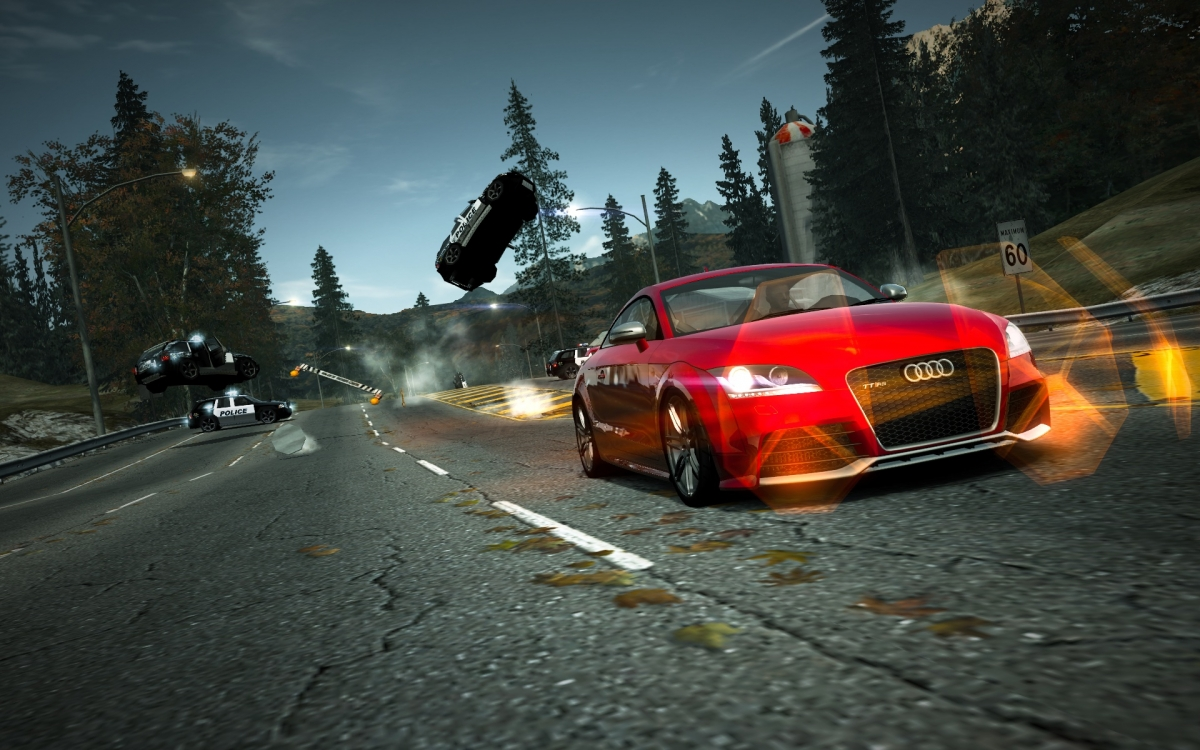 Need For Speed Forever Janeiro 2013