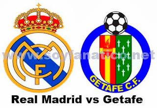 Real Madrid vs Getafe 2013