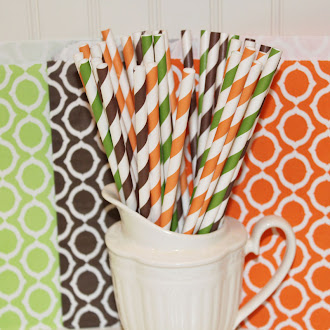Football and Paper Straws