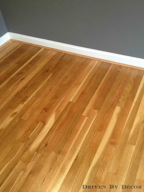 Refinishing Hardwood Floors Water Based Vs Oil
