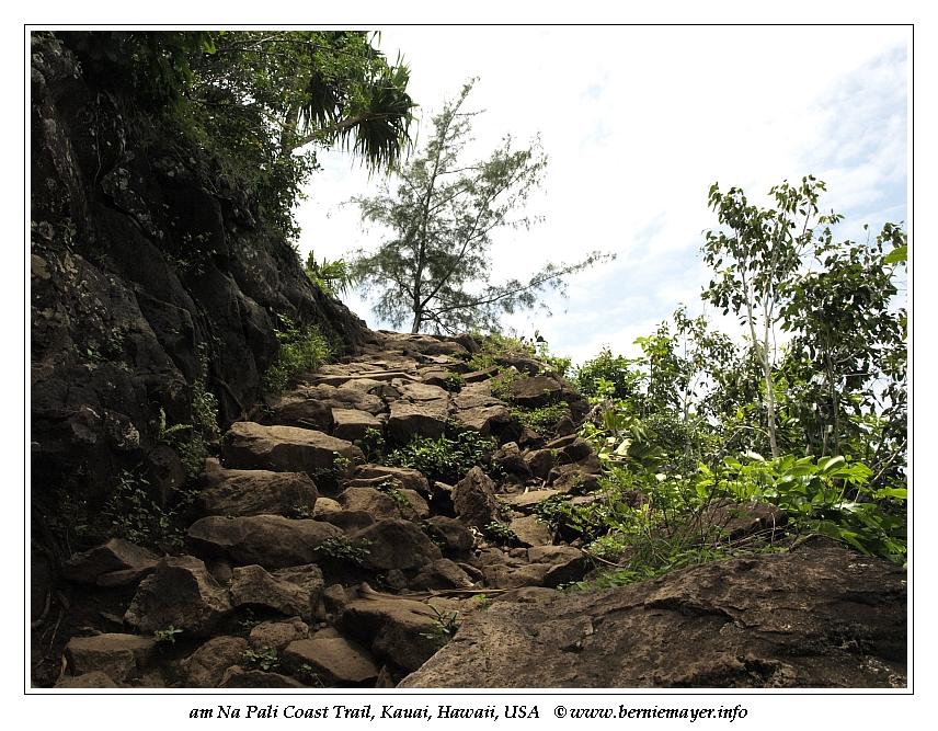 Na Pali Trail