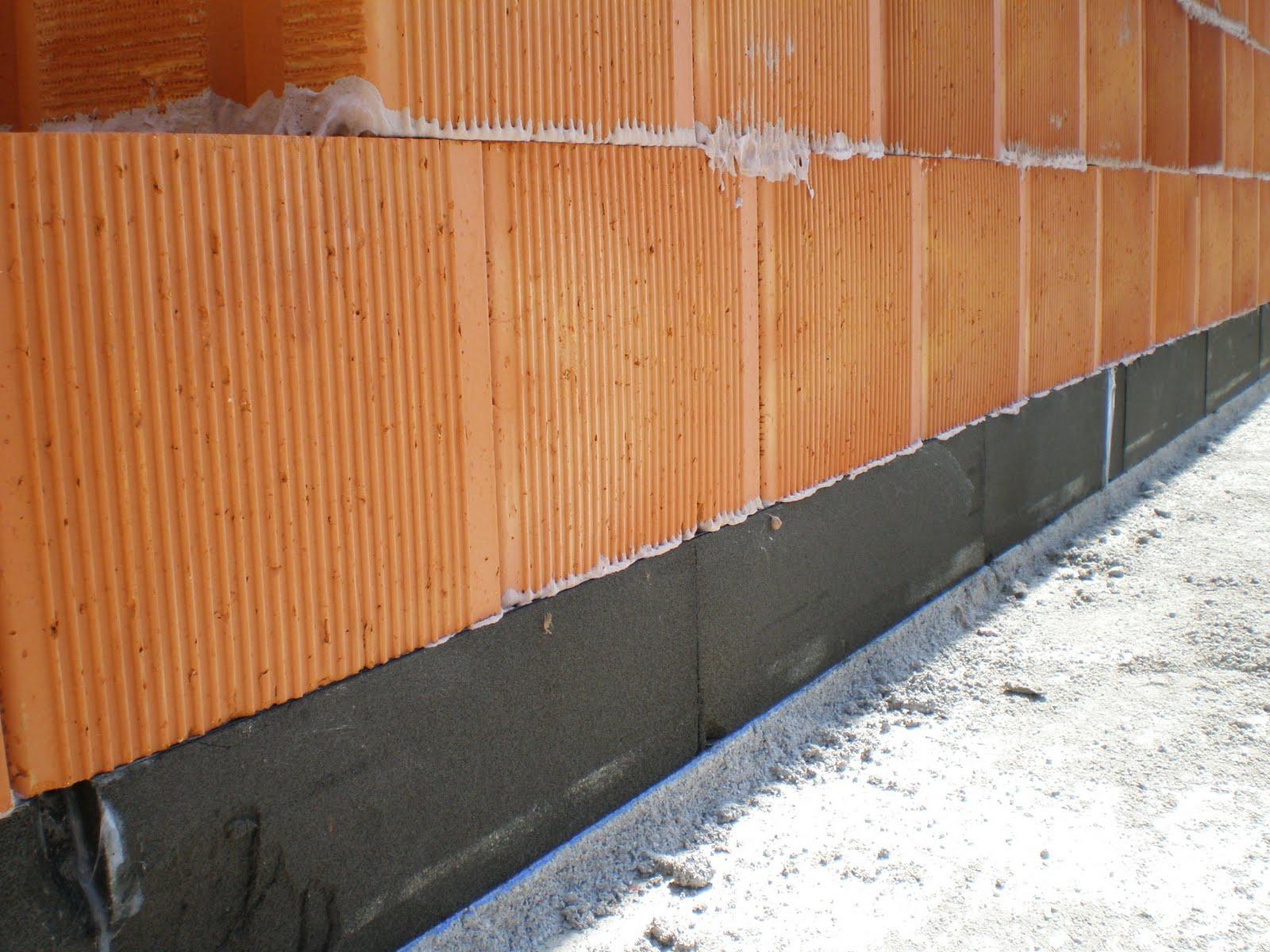 Muri di piano terra costruire casa for Costruire in fasi piani di casa