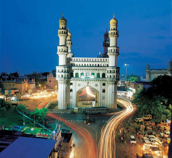 Welcome to the Islamic Holly Places: Charminar (Hyderabad ...