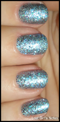 china glaze liquid crystal nail polsih