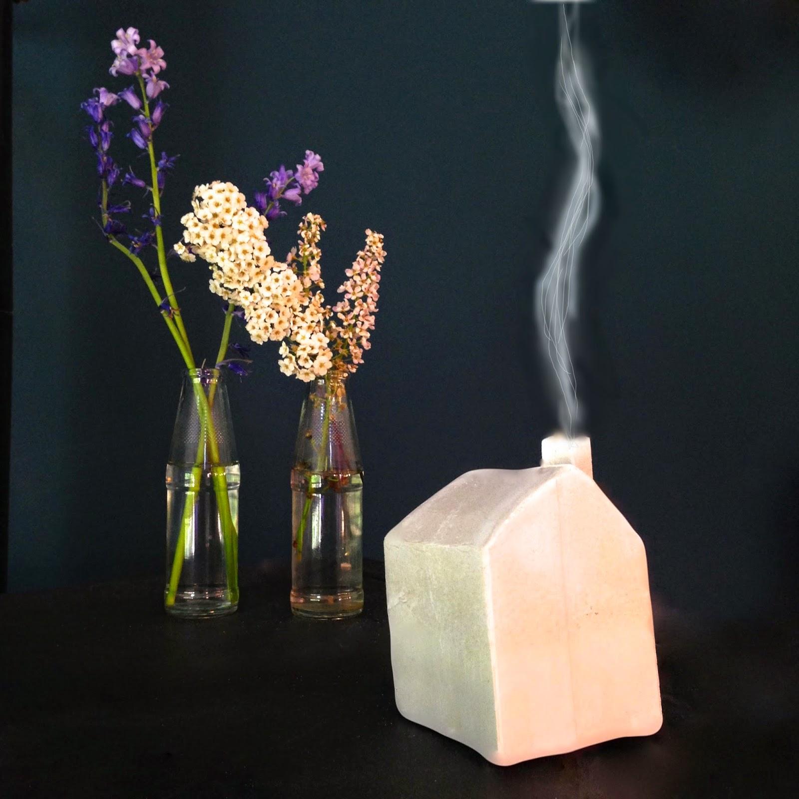 diy une maison encens en b ton caract rielle. Black Bedroom Furniture Sets. Home Design Ideas
