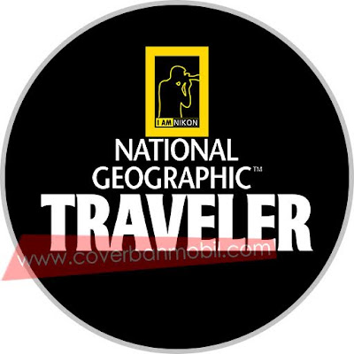 sarung ban cover ban serep national geographic
