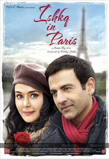 Ishq in Paris (2013) 1CD Super Cam Rip 700MB Free Download