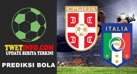 Prediksi Serbia U21 vs Italy U21
