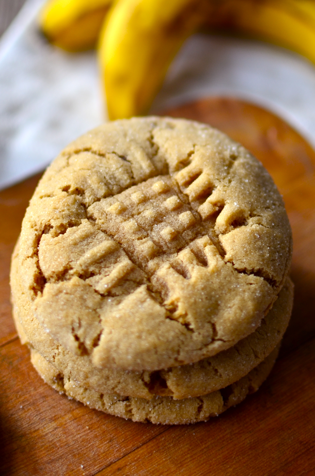 ... you are sick of banana bread , these are the cookies for you. Enjoy