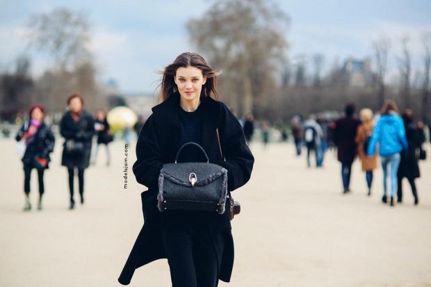 Diana Moldovan in Paris