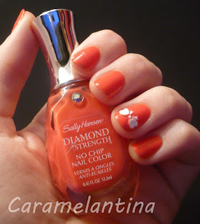 Esmaltes Sally Hansen Something New, opiniones swatch review
