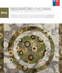 OBSERVATORIO CULTURAL DEL CNCA