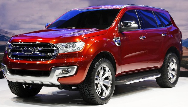 Harga Mobil Ford New Everest