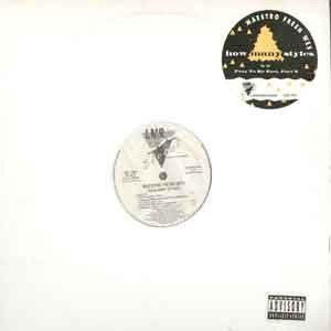 Maestro Fresh Wes – How Many Styles (Remix) (VLS) (1994) (VBR)