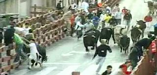 encierro de guadalajara 2012