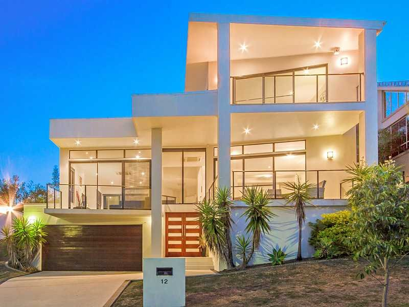 World of architecture australian beautiful homes for Beautiful modern homes