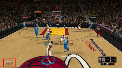 NBA 2K13 Logo Watermark Remover Patch XBOX 360, PC, PS3