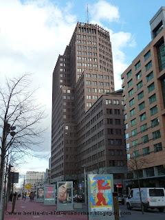 Potsdamer Platz, Hochhaus, Kolhoff-Tower