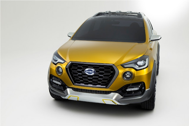 Datsun GO Cross Concept India Global