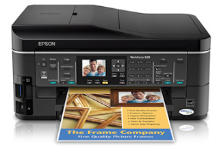 Epson WorkForce 630 Driver Download For Windows 10 And Mac OS X