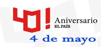 El diario español cumple 40 años