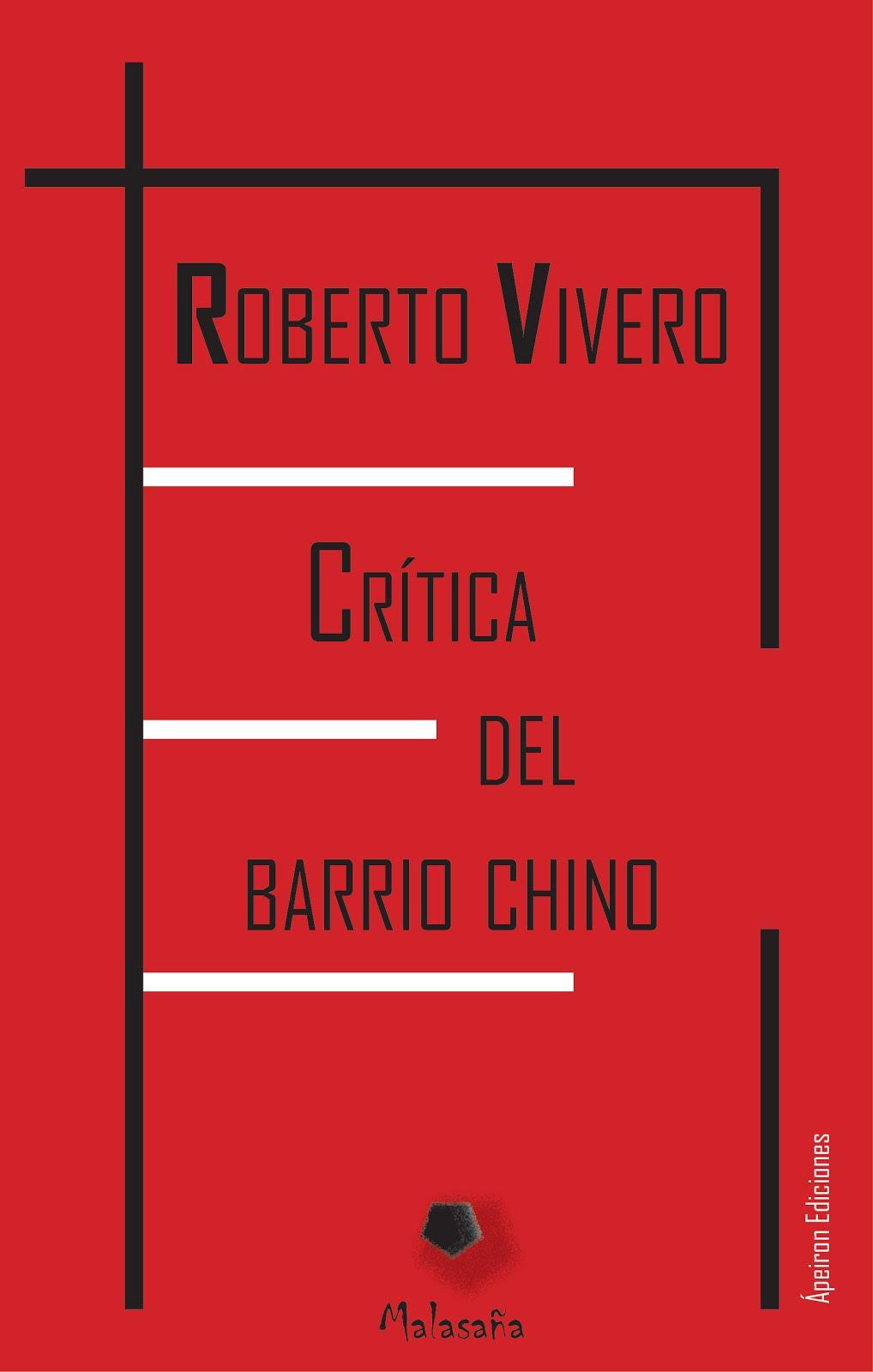 """Crítica del barrio chino"" (Ápeiron Ediciones)"