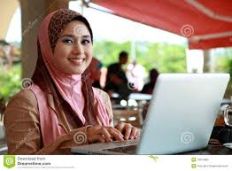 muslimah cantik cerdas