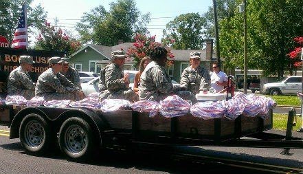 4th of july parade 2
