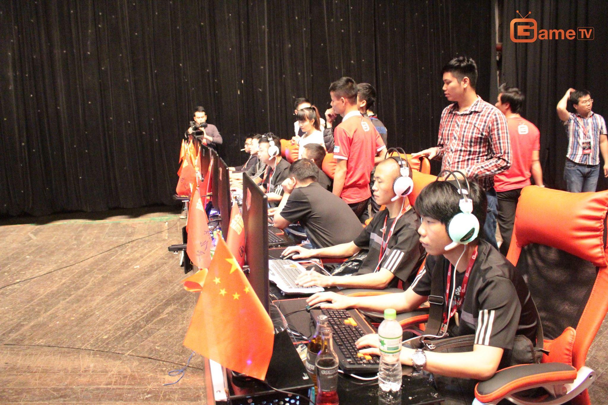 Đoàn AoE Trung Quốc rất quyết tâm trong thể loại cung R Assyrian
