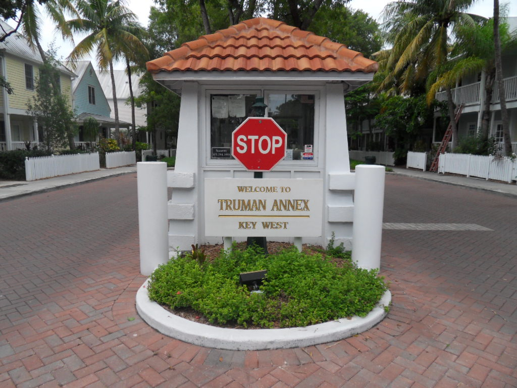 Key West Truman Annex Beach