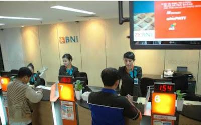 Lowongan Kerja Bank BNI 2015