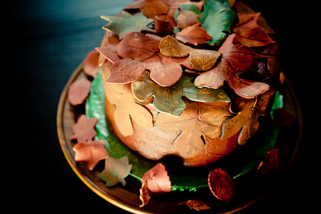 How To Make Space Cakes With Leaves