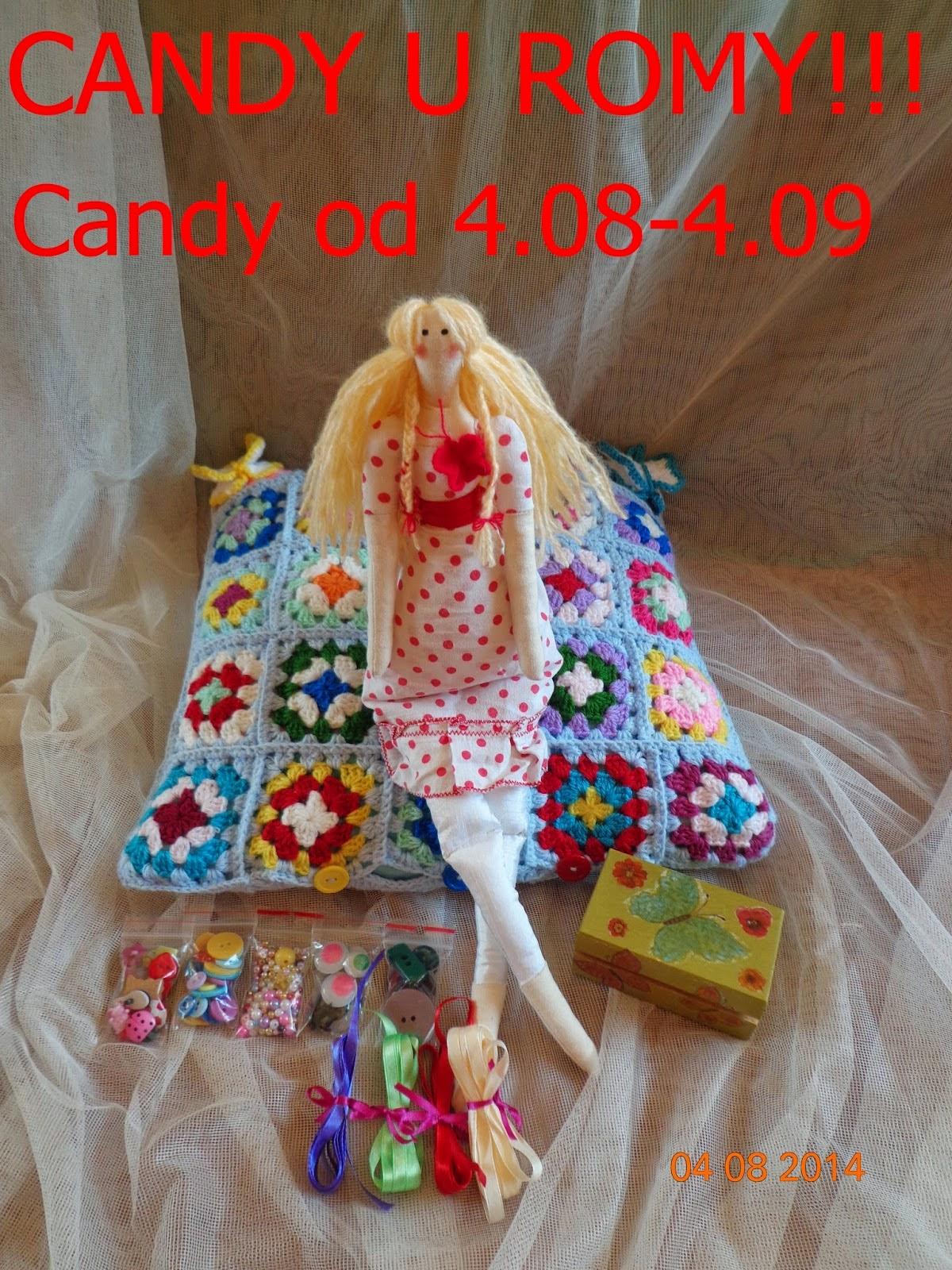 Candy u Romy do 4.09