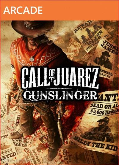 Call Of Juarez Gunslinger Xbox Live Arcade Español