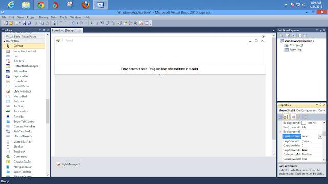 Ebook Gratis Visual Basic 2010 dan MsAccess 2010 - IGD