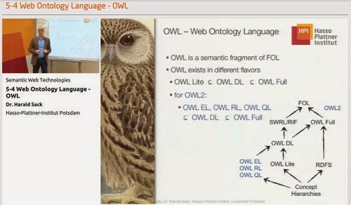 Tecnologias da Web Semântica (MOOC)