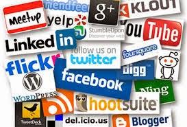 social media selain facebook dan twitter