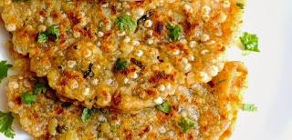 Sabudana Sago Thalipeeth Recipe in Marathi