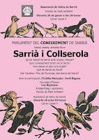 Parlament del Coneixement de Sarrià 1