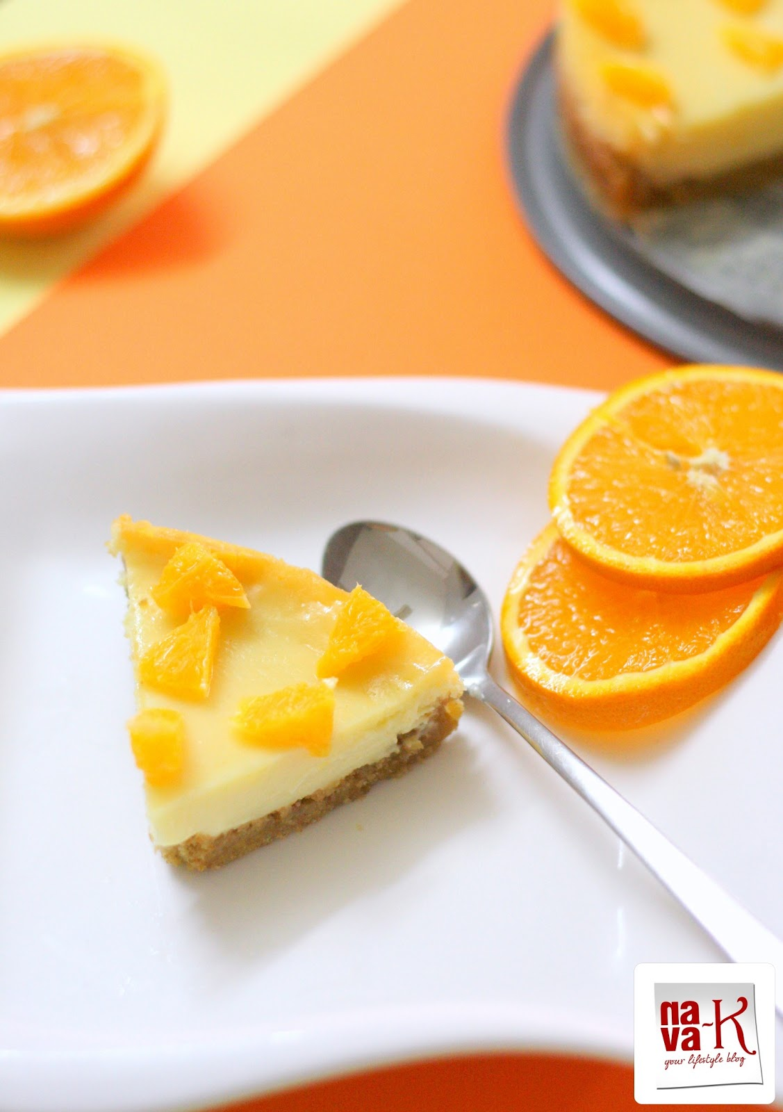 nava-k: Orange Cheesecake