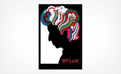 Poster do Bob Dylan