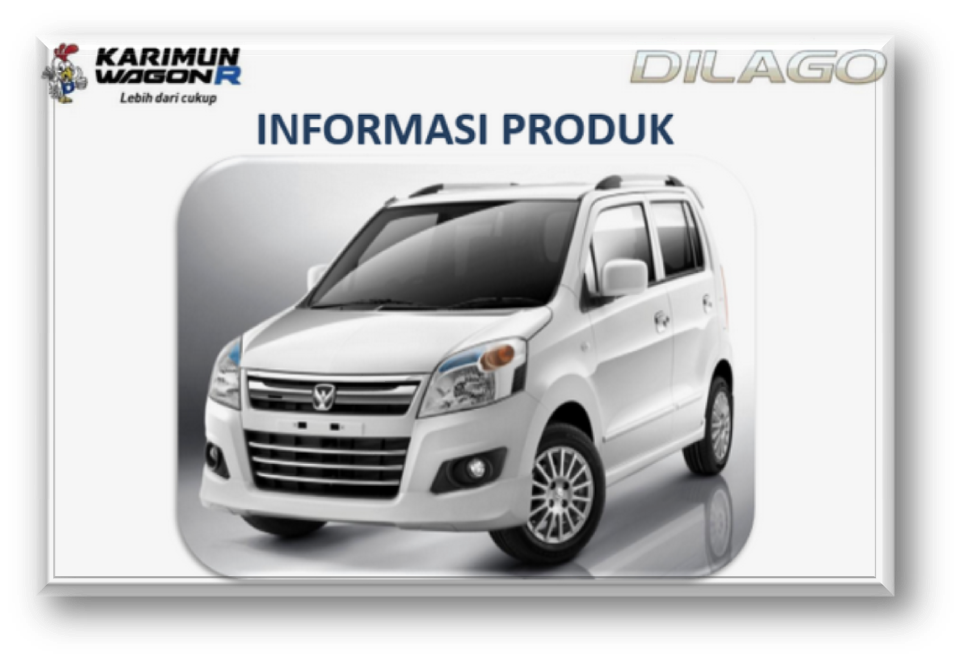 Informasi Produk Suzuki Karimun Wagon R DILAGO