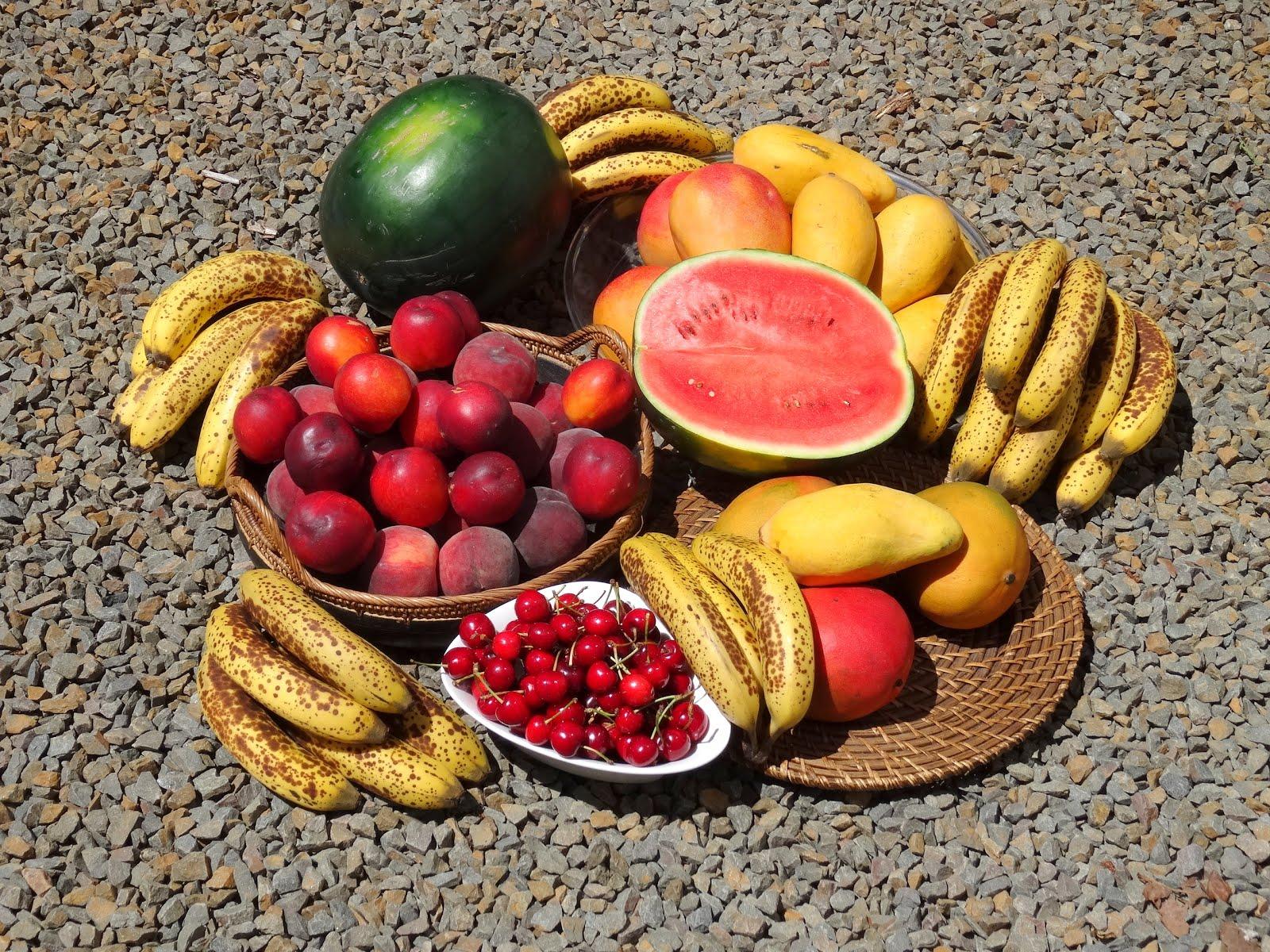 Owoce - podstawa zycia...