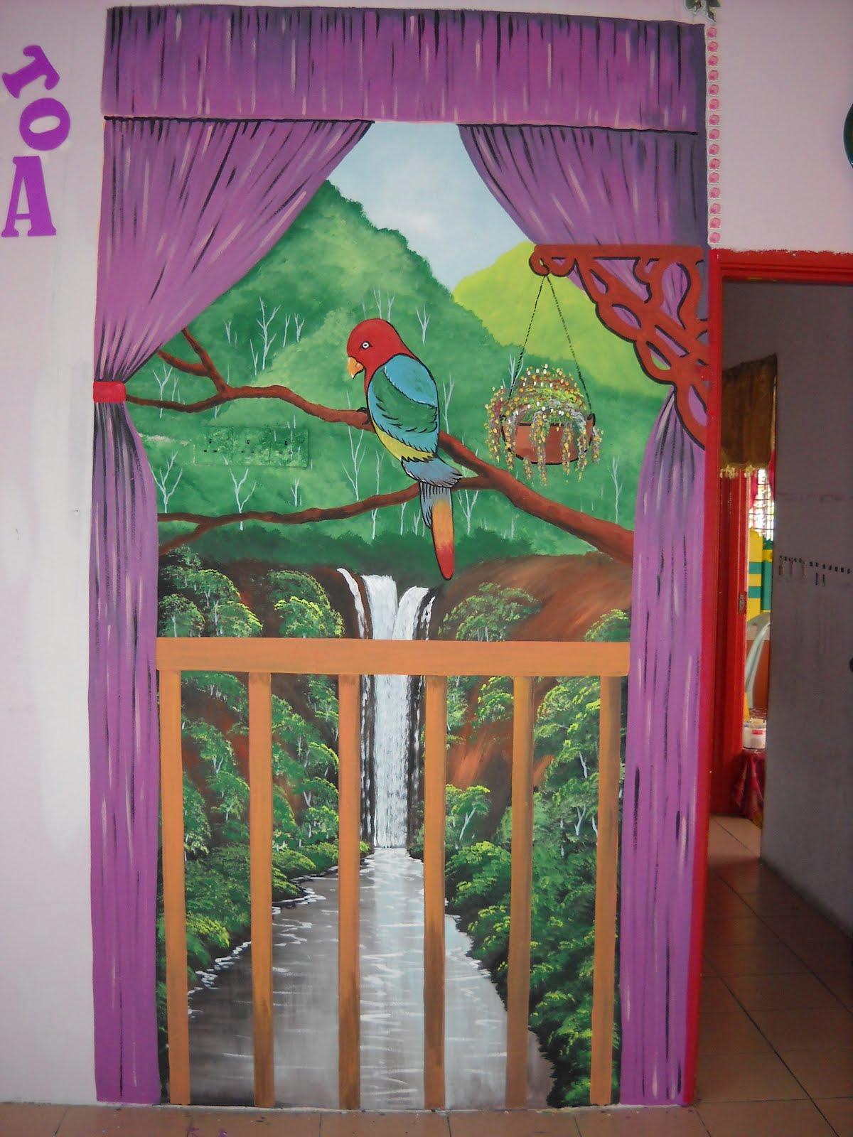 Pelukis mural shah alam pra sekolah sk seksyen 24 for Mural sekolah rendah